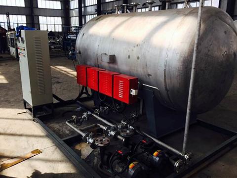 QXD-S系列罐式水加热器